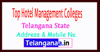 Top Hotel Management Colleges in Telangana