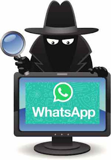 Cara Mengintip isi Whatsapp Teman atau Pacar dengan mudah