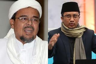 Jangan kaget, Ustadz Yusuf Mansur Bocorkan Sifat Asli HRS