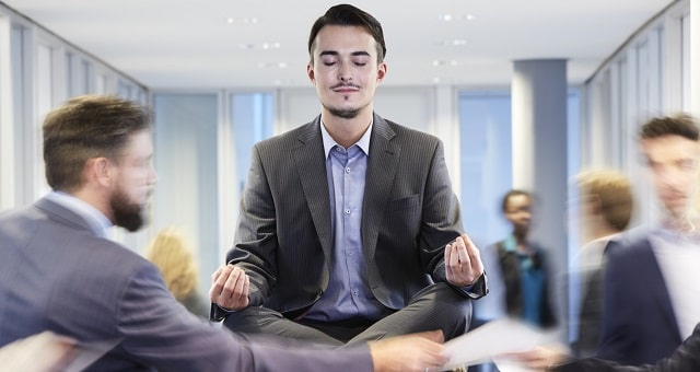 how important is meditating business success meditation