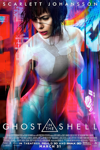 Ghost in the Shell (Web-DL 1080p Dual Latino / Ingles) (2017)