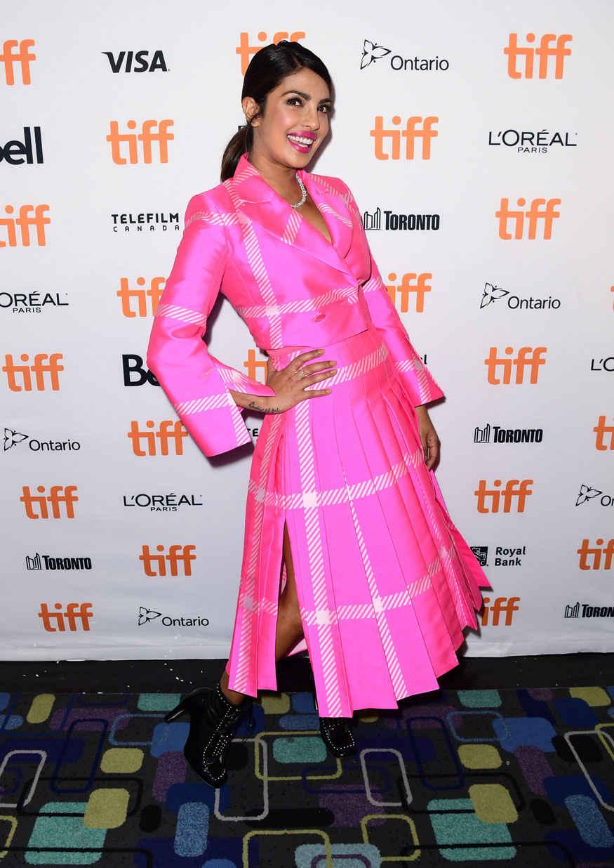 Priyanka Chopra at 'Pahuna The Little Visitors' Premiere In Toronto