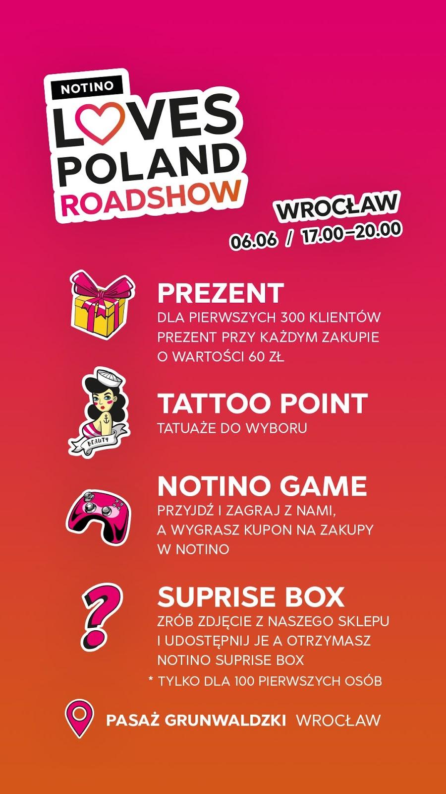 Notino Wrocław event