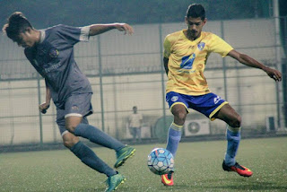 U-18 I-League 2016-17 Results