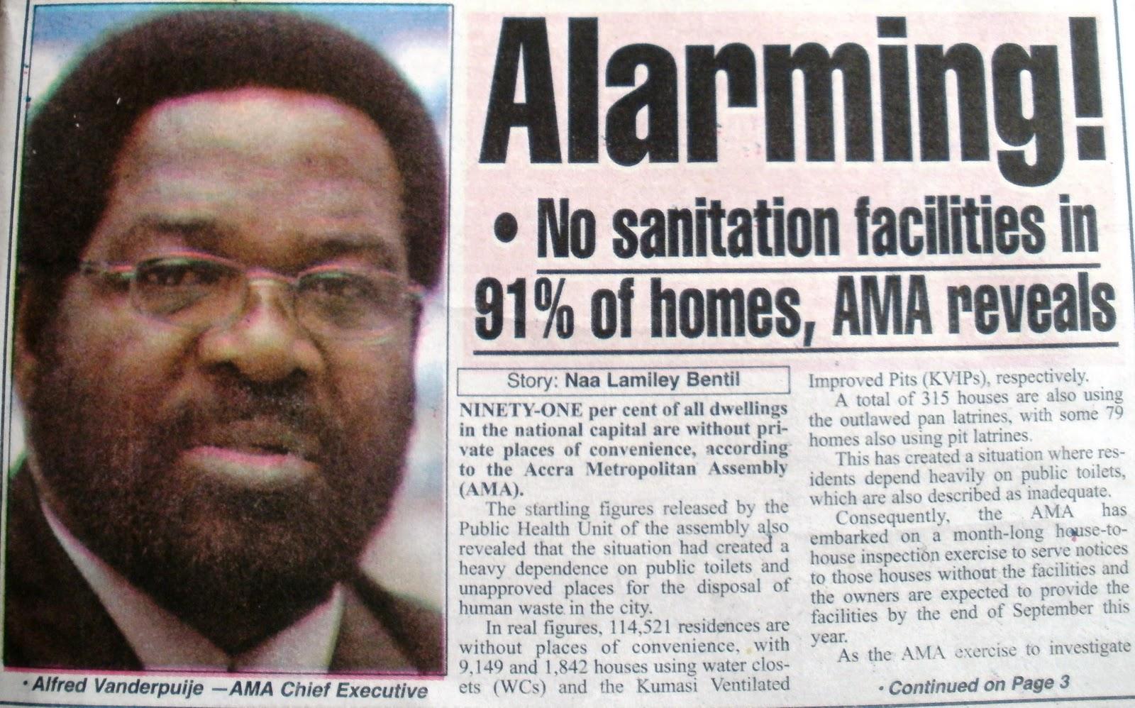 Sarcasm Society of Ghana: March 2012
