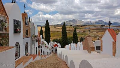 Cementerio de San Sebastián - Casabermeja - Málaga