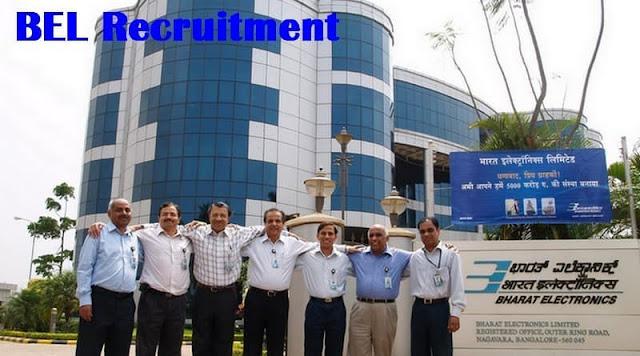BEL Bangalore Recruitment