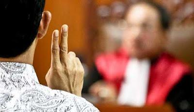 Saksi Akui Sepuluh Poktan SBT Setor Rp15 Juta