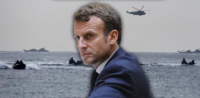 Τέλος η συμμετοχή της Γαλλίας σε νατοϊκές επιχειρήσεις στη Μεσόγειο