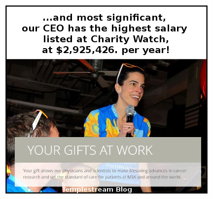 Capture MSK your gifts at work meme2 17 charity ceo salaries over $1 million listed 2016