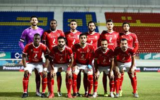 موعد مباراة الأهلي وطنطا الأربعاء 15-1-2020 ضمن الدوري المصري الممتاز