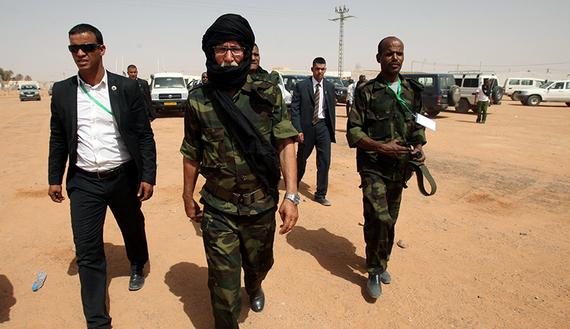 Le polisario inquiet avant les élections au Maroc.