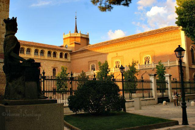 foto de la plaza de palacio