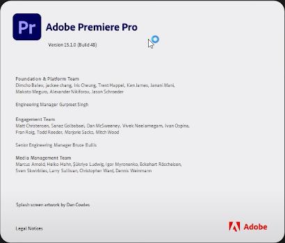 Tải Adobe Premiere Pro CC 2021 V15 Chỉnh Sửa Ảnh Phiên Bản Mới Nhất b