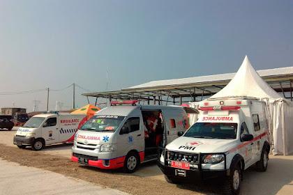 PMI Jateng Siagakan 83 Ambulans dan 4.098 Personil