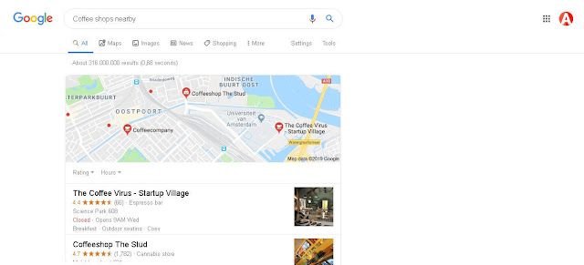 Find Businesses Near You - Google Search Tricks
