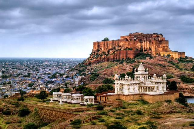 Mehrangarh Fort - Things to do in Jodhpur