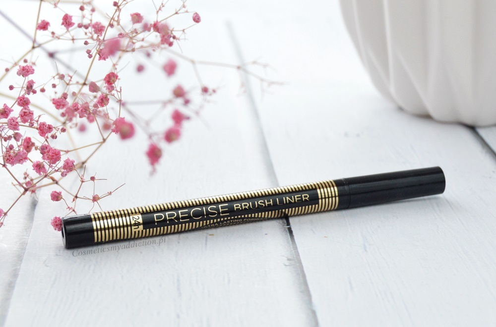 precise brush liner od Eveline Cosmetics