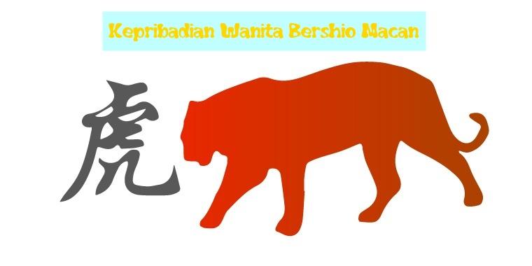 Berikut Kepribadian Wanita Bershio Macan