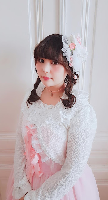 metamorphose temps de fille pink lolita fashion dress auris lothol rosemarie seoir