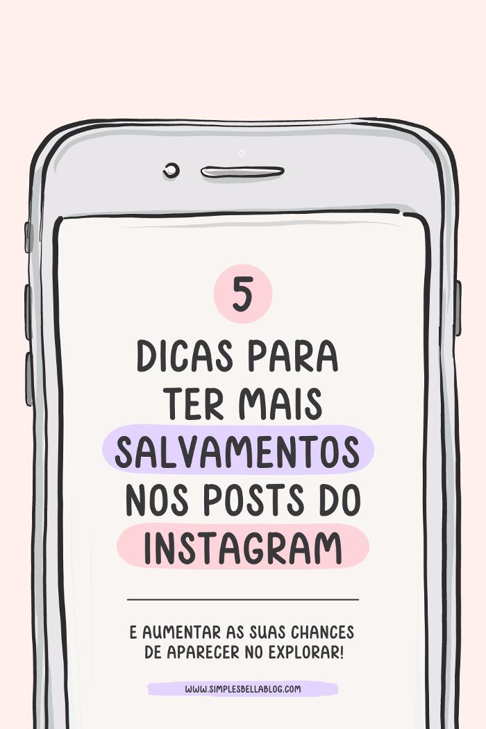 Como ter mais salvamentos no Instagram?