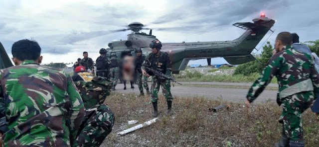 Jelang Bulan Kasih, Kelompok Kriminal Bersenjata (KKB) Serang Patroli TNI