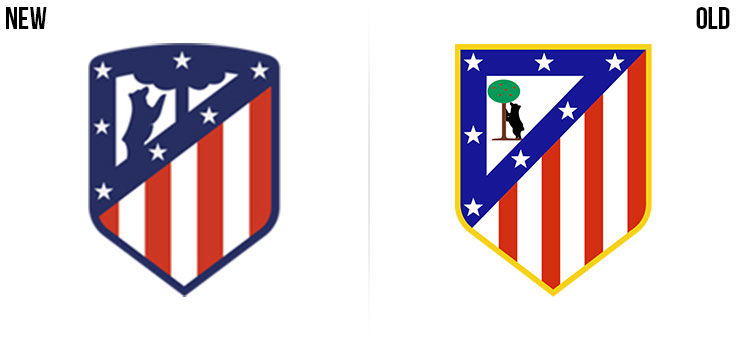 New Atletico Madrid 2017-18 Crest Revealed - Footy Headlines
