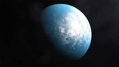O TESS da NASA descobre o primeiro planeta do tamanho da Terra na zona habitável