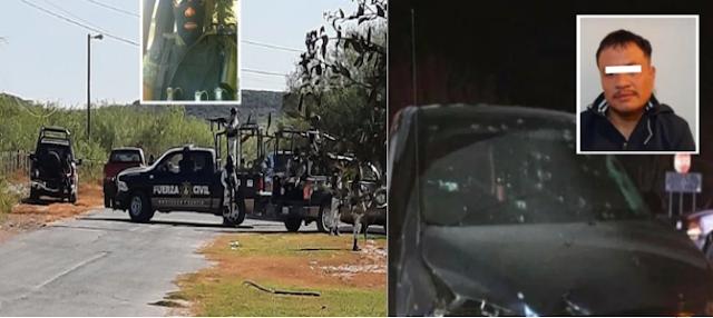 """Fuerzas Especiales de La SEDENA capturan a """"El Canelo"""" jefe al mando de El Tori"""