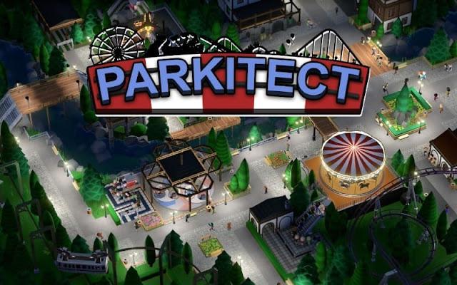 تحميل لعبة Parkitect مجانا للكمبيوتر