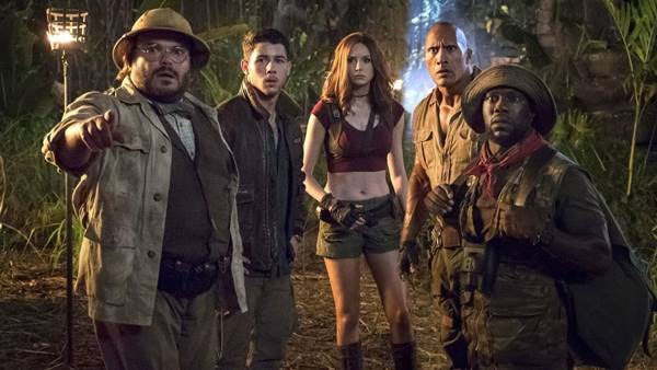 Review Film Jumanji: The Next Level (2019)