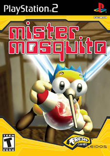Mister Mosquito (PS2) 2001
