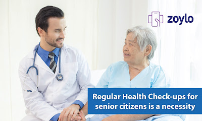 Importance of Regular Health Check-ups for Elders