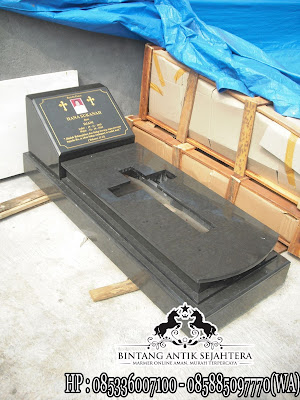 Kuburan Kristen Modern, Model Makam Kristen, Harga Makam Granit