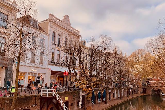 Oude Gracht Utrecht Winkelen