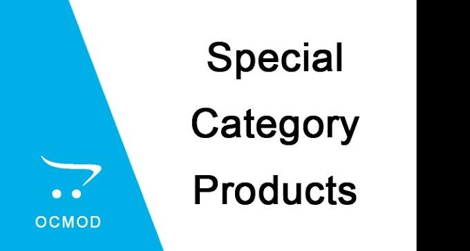 إضافة منتجات حسب اختيارك من أقسام خاصة على متجرك الإلكتروني