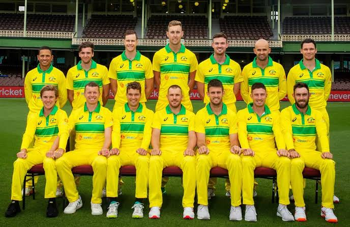 ICC T20 World Cup 2021 : Australia Squad Full player list and jersey
