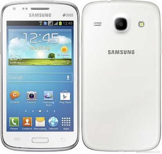 Spesifikasi dan Samsung Galaxy Core i8262