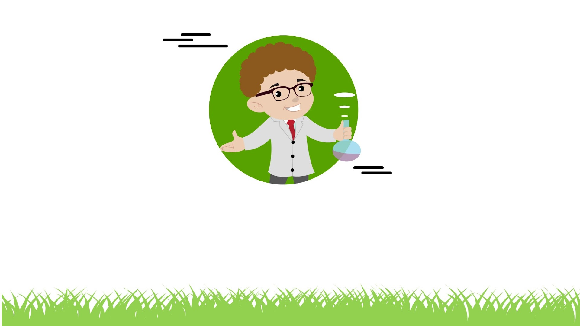 Kids Science school project Google Slides Themes and PowerPoint Template