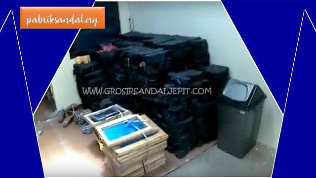 Pabrik Sandal Souvernir Wedding | Pabrik Sandal Garut