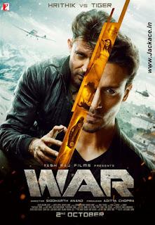 War First Look Poster 1