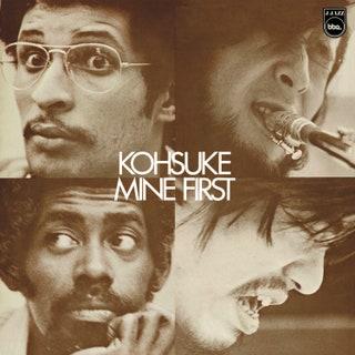 Kohsuke Mine - First Music Album Reviews