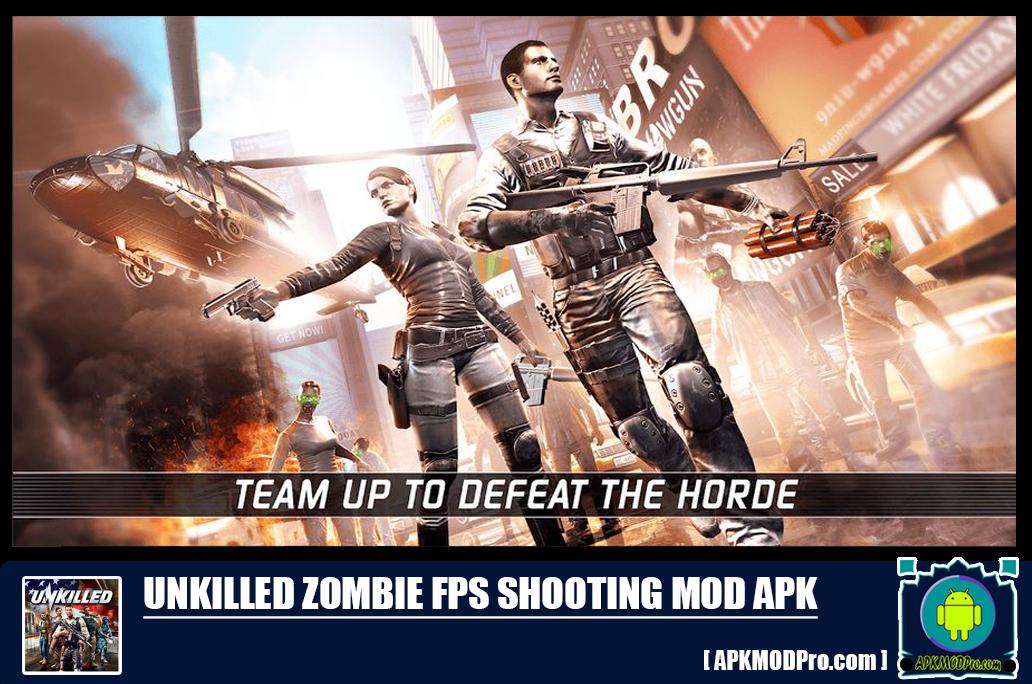 Download Unkilled Zombie MOD APK 3