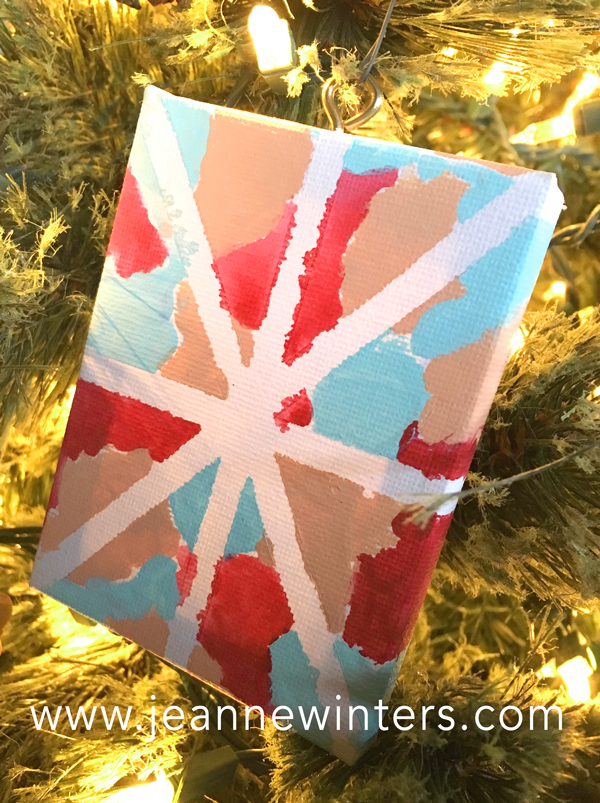 Christmas Paintings For Kids On Canvas.Inspiring Ideas With Artist Jeanne Winters Kids Christmas