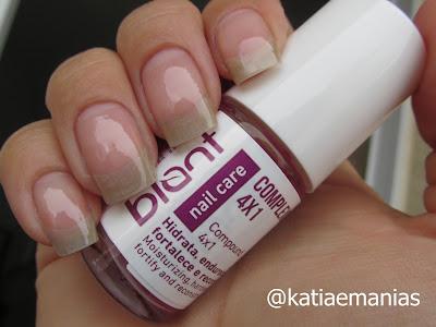 Blant Colors, Linha de Tratamento, Cuidado com as unhas, Blant