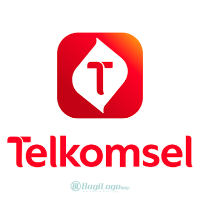 Logo Telkomsel 2021 Vector