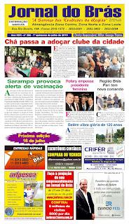 Destaques da Ed. 366 - Jornal do Brás