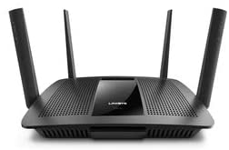 Review Linksys EA8100 AC2600 Max-Stream WiFi Router
