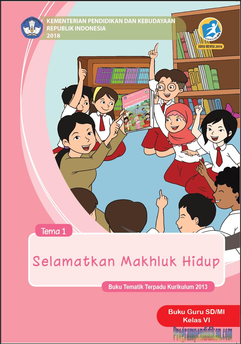 buku kurikulum 2013 kelas 6