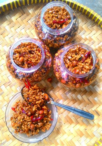 Resep orek tempe cabe merah pedas nikmat » masakan rumahan